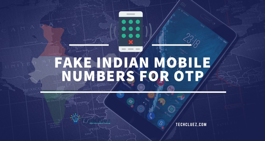 fake indian disposable mobile numbers