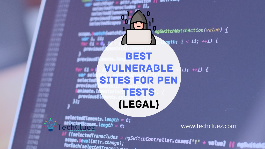 Best Vulnerable Websites For penetration tests